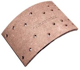 B-007 Brake Lining Heavy Duty Truck Trailer Brake Pads pictures & photos