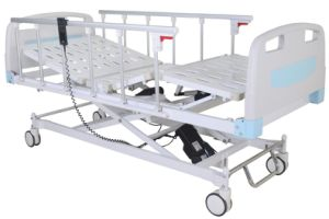 Electric Three Functions Hospital Bed (SK-EB109) pictures & photos