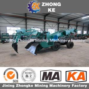 Zwy80 Wheel Excavator Mucking Loader pictures & photos