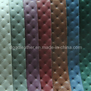 Furniture PVC Leather (QDL-FV011) pictures & photos