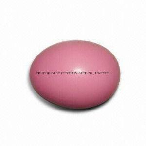 PU Foam Stress Squeeze Ball Egg Design Souvenir
