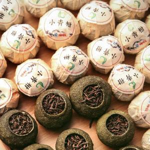 The Ripe Puer Tea Orange PU Erh Tea pictures & photos