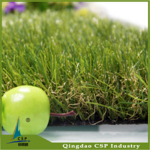Garden Used 40mm Height Artificial Grass Carpet pictures & photos