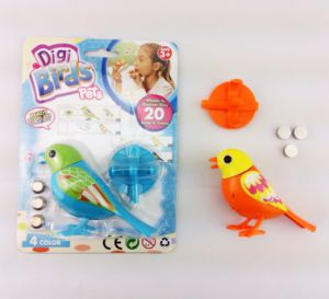 Ios/Andriod & Sound Control Digibird with Singing & Actions Function