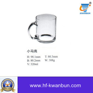 High Quality Beer Mug Clear Glass Cup pictures & photos
