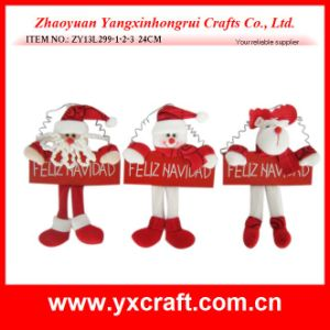 Christmas Decoration (ZY13L299-1-2-3 24CM) Christmas Gift Wall Hanging pictures & photos