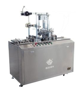 DVD, VCD, CD Box Packing Machine (LS-100) pictures & photos