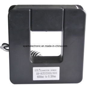 Split Core Transformer 800A/0.333V Window 2.00′′ pictures & photos