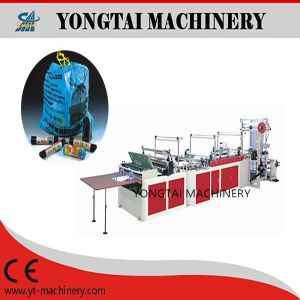 Automatic Continuous-Rolled Garbage Bag Making Machine (RDL900-1100) pictures & photos