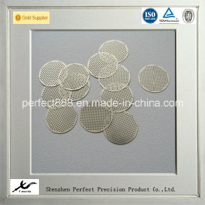 CNC Machining Metal Filter Shim