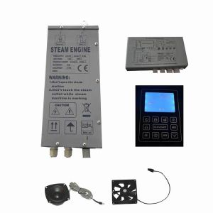Touch Screen Steam Shower Generator (TR088N-V) pictures & photos