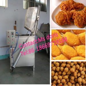 Industrial Snack Food Fryer Machine for Sale pictures & photos