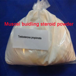 99% Test Prop Muscle Building Anabolic Steroid Powder Testosterone Propionate pictures & photos