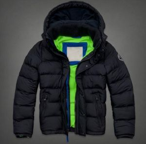 Fashion Men Down Jacket Stylish Hooded Overcoat pictures & photos