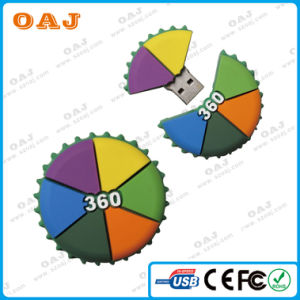 360 Brand Beer Cap USB Flash Drive for The Novel Gift