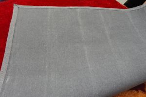 Chinese Hand Made Gray Silk Carpet pictures & photos