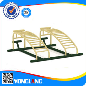 Wenzhou Eco-Friendly Bicycle Rider Fitness Playground Equipment pictures & photos