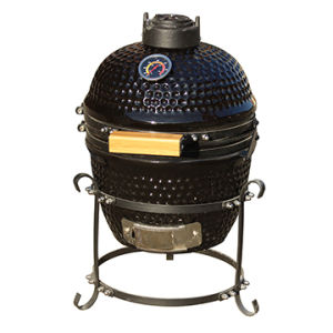 "Wholesale 13"" Egg Shape Kamado Mini Wood Burning Stove"