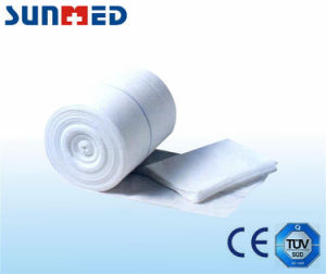 X-ray Detectable Gauze Roll pictures & photos