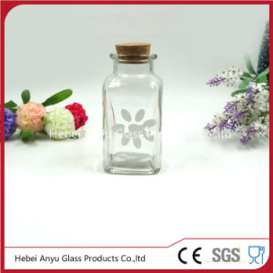 250ml High White Material Aroma Reed Diffuser Glass Bottle pictures & photos