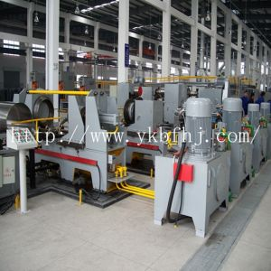 Flanging Machine Steel Drum Production Line (High speed) /Steel Drum Manufacturing Plant or Steel Drum Making Line /55 Galleon pictures & photos