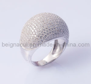 Hot-Selling Pure Silver Rings pictures & photos