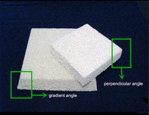 Porous Foam Ceramic Filter Alumina Ceramic Foam Filter for Casting pictures & photos