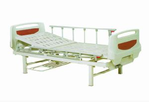 One Crank Manual Hospital Paitent Bed, Without Casters (A-4) pictures & photos