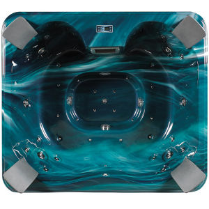 High-End USA Acrylic Massage SPA Hot Tub (M-3318) pictures & photos