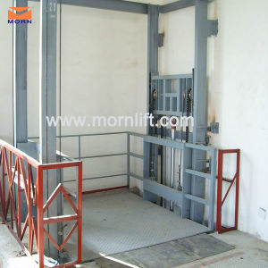 Stationed Vertical Lifting Platform with CE pictures & photos