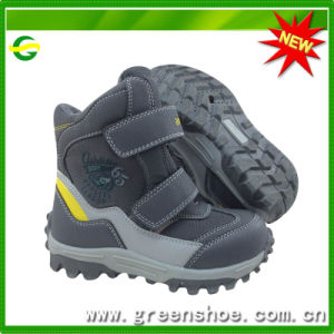 Good Quality Kids Winter Snow Boots pictures & photos