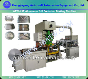 Aluminum Foil Salad Bowl Manufacturing Machine pictures & photos