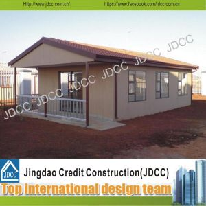 Prefabricated Cement Composite Panels House pictures & photos