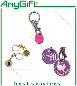 Pen and Keyring Set with Customized Logo pictures & photos
