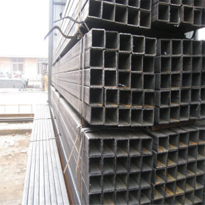 40X40X3mm (loading container) Hot Dipped Galvanized Square Steel Tube pictures & photos