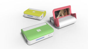 3000mAh Power Bank with Mirror and Holder Hot Sale (YD502) pictures & photos