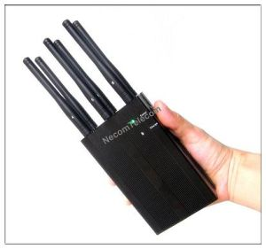 Portable Six Antenna Jammer for All GSM/CDMA/3G/4G pictures & photos