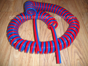 "5/32""*1/4"" (4*6.35mm) -25FT Bonded Coil Hose pictures & photos"