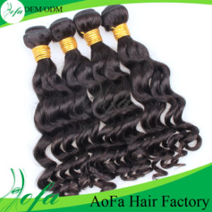 Hot Sale Virgin Remy Human Hair Extention for Women pictures & photos