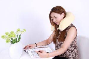 Far Infrared U-Shape Neck Pillow pictures & photos