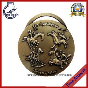 Custom Ultramarathon Medal 3D Awards pictures & photos