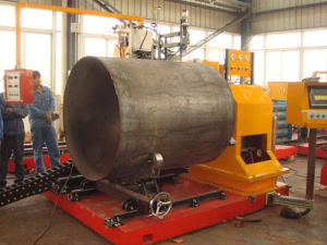 Metal Pipe Cutting Machine pictures & photos