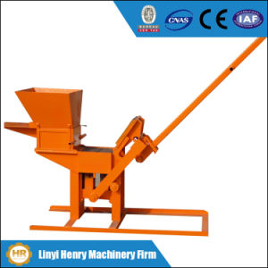 for Sale Hand Operatde Brick Making Machine pictures & photos