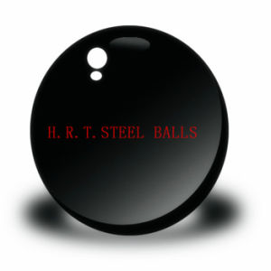 Borosilicate Glass Balls in Black Color pictures & photos