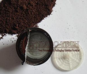 Coffee Capsule Filling and Sealing Machine (CFP-180) pictures & photos