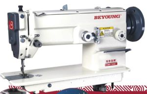 High Speed Auto Oiler Single Needle Zigzag Sewing Machine with Large Hook, Sewing Machine Manufacturer