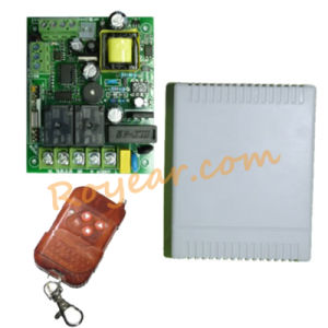 Barrier Door Remote Control System, RF Remote, RF Receiver Rcs-302