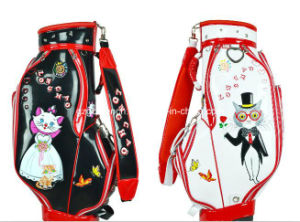 Custom Made Staff Golf Bags, Golf Tournament Bag pictures & photos