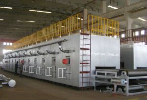 High Temperature Belt Dryer for Catalyst pictures & photos