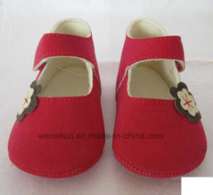 Simple Designs Baby Shoes Ws1139 pictures & photos